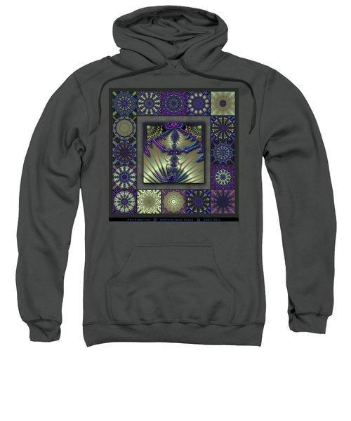 Sapphire Wind Redux  Sweatshirt