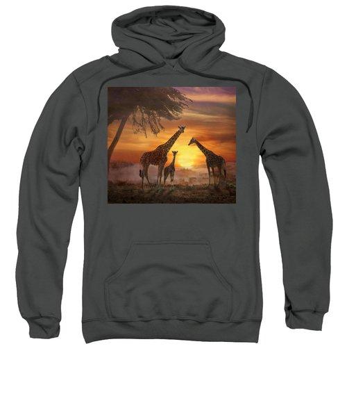 Savanna Sunset Sweatshirt