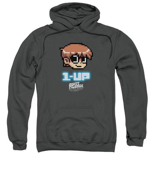 Scott Pilgrim - 1 Up Sweatshirt
