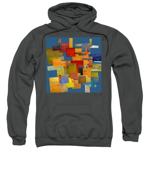 Scrambled Eggs Lv Sweatshirt