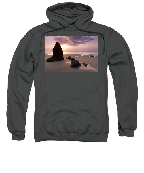 Sea Stack Sunset Sweatshirt