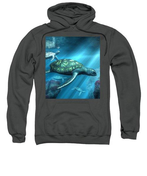 Sea Turtles Sweatshirt