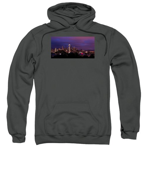 Seattle Night Sweatshirt