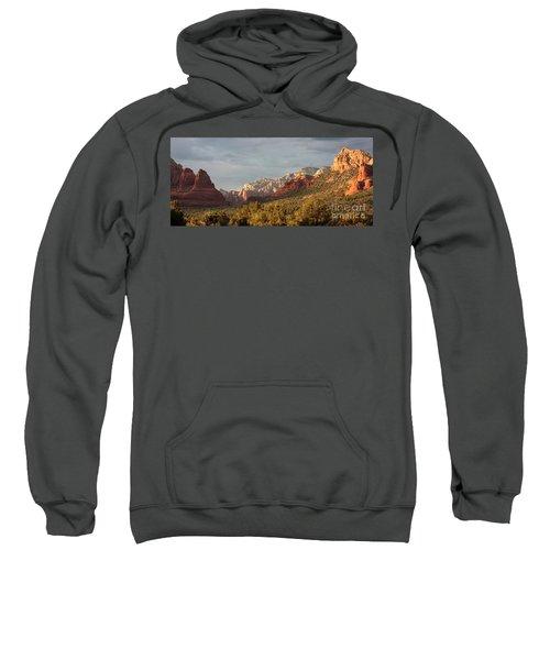 Sedona Sunshine Panorama Sweatshirt