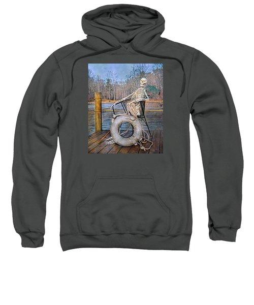 Senior Lifeguard In Charge Sweatshirt