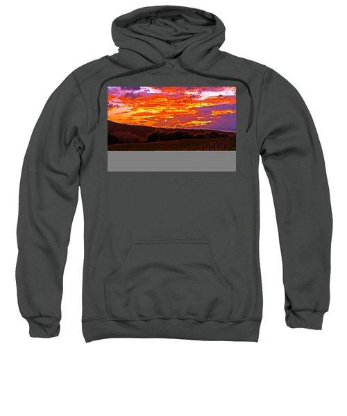 September Smokies Sunrise Sweatshirt