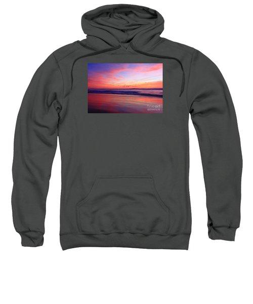 Serene Oceanside Glow Sweatshirt