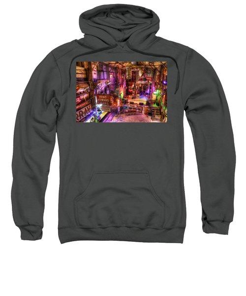 Shackup Inn Stage Sweatshirt