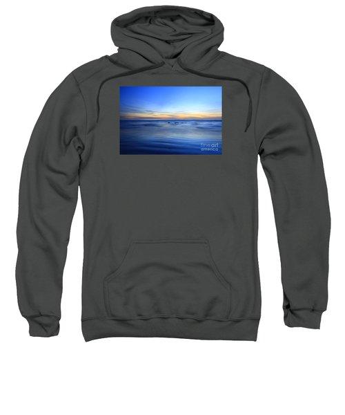 Rocks In Surf Canvas 30x40 Print On Sale Carlsbad Sweatshirt