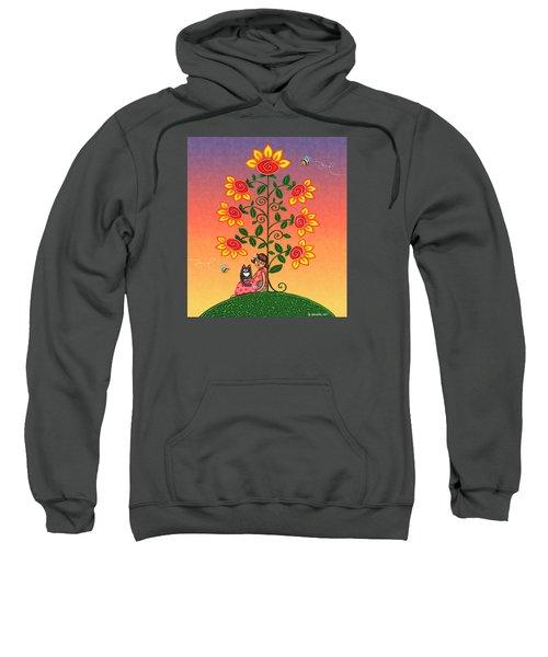 She Is Life Barnes And Noble Sweatshirt