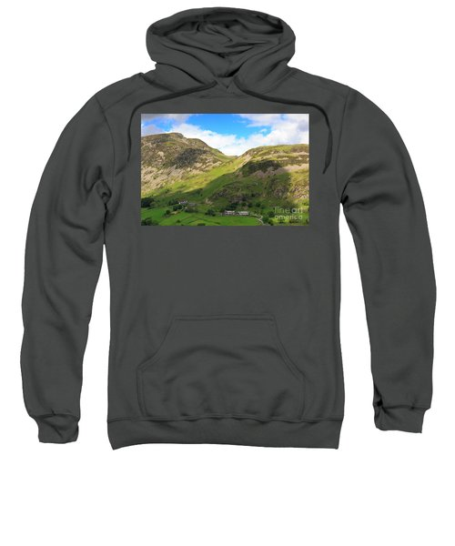 Sheffield Pike Above Glenridding In The Lake District Sweatshirt