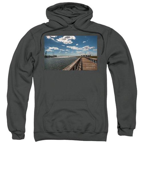 Shem Creek Pavilion  Sweatshirt