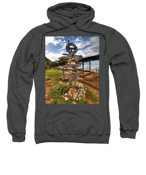 Shipwreck Beach Sweatshirt
