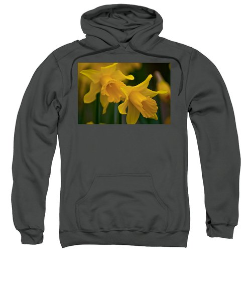 Shout Out Of Spring Sweatshirt