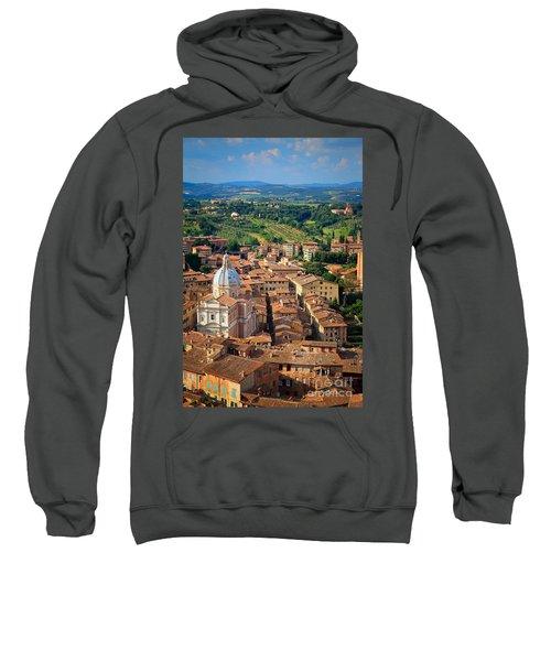 Siena From Above Sweatshirt