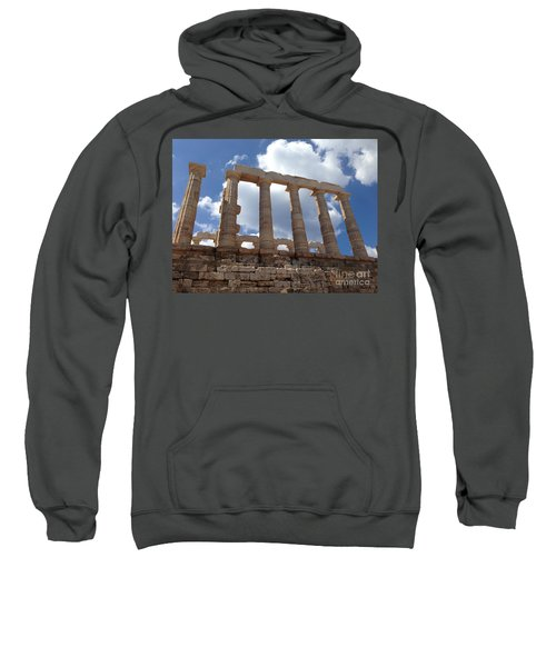 Sweatshirt featuring the photograph Silhouette by Denise Railey