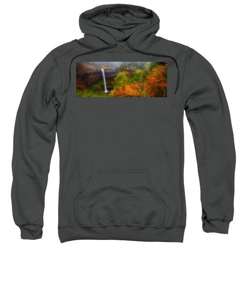 Silver Falls Pano Sweatshirt