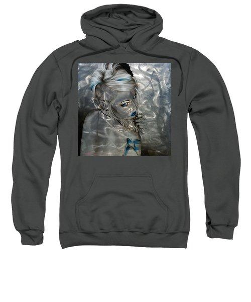 Silver Flight Sweatshirt