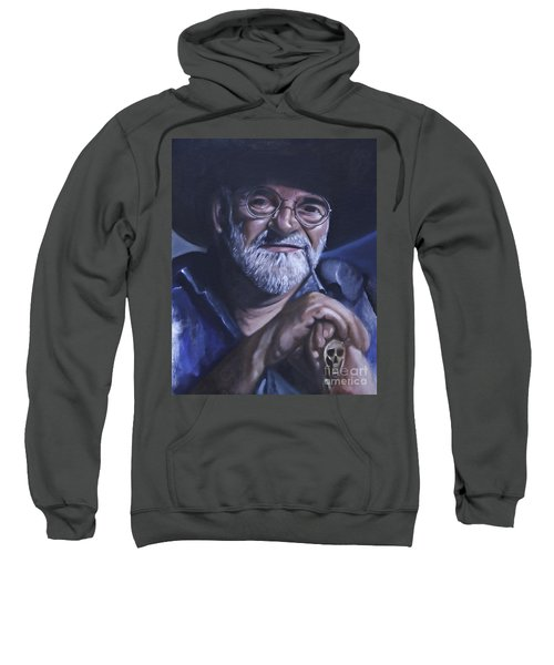 Sir Terry Pratchett Sweatshirt