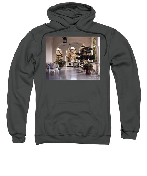 Sit-a-spell Sweatshirt