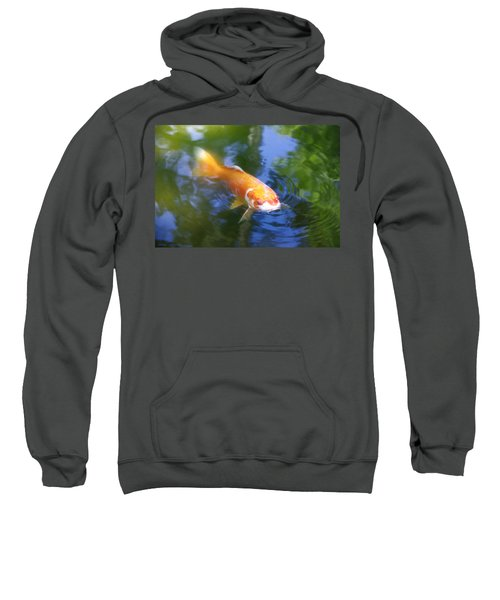Skimming The Surface Sweatshirt