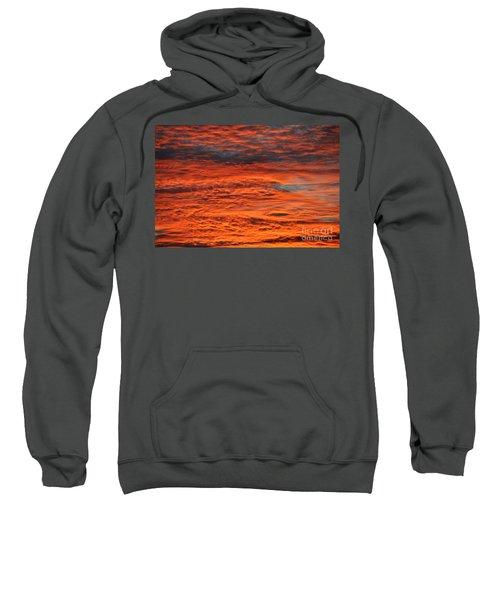 Sky Fire  Sweatshirt