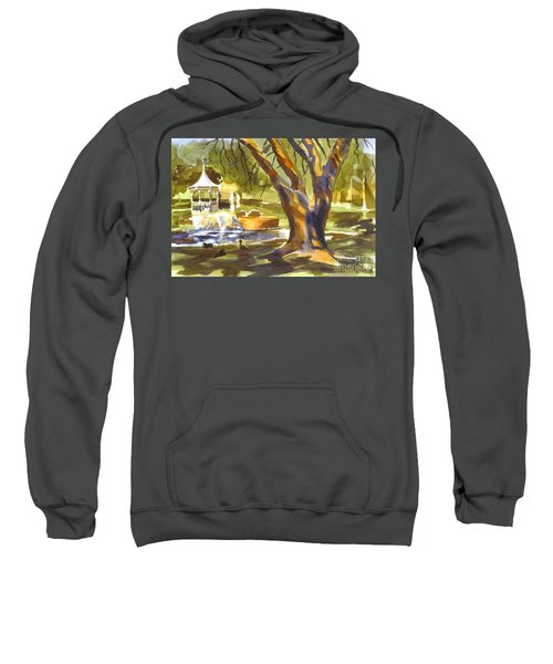 Sleepy Summers Morning Sweatshirt