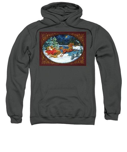 Sleigh Ride Sweatshirt