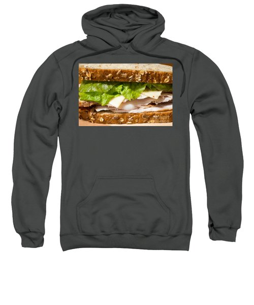 Smoked Turkey Sandwich Sweatshirt