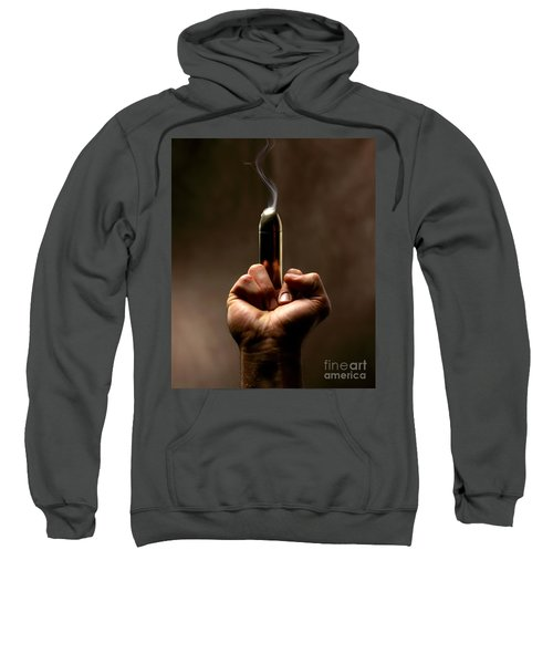 Take A Bullet ... Sweatshirt