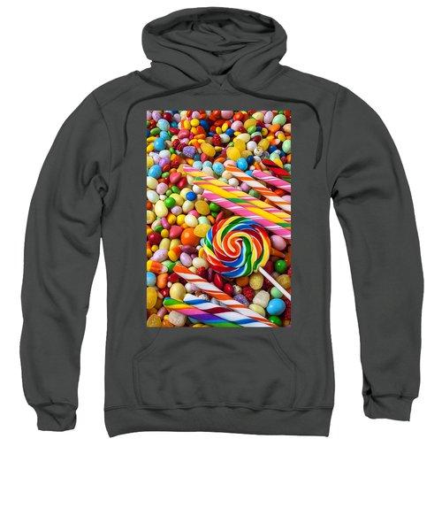 So Much Candy Sweatshirt