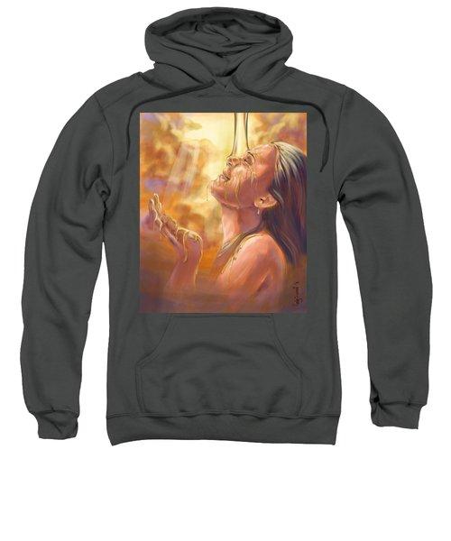 Soaking In Glory Sweatshirt