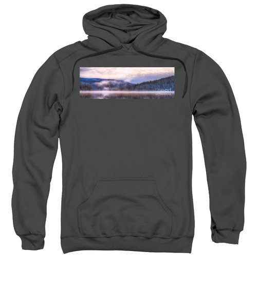 Soft Light Of Winter Sweatshirt