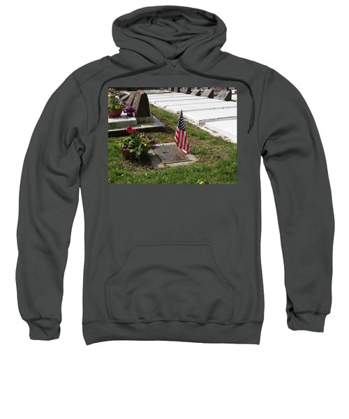 Soldiers Final Resting Place Sweatshirt