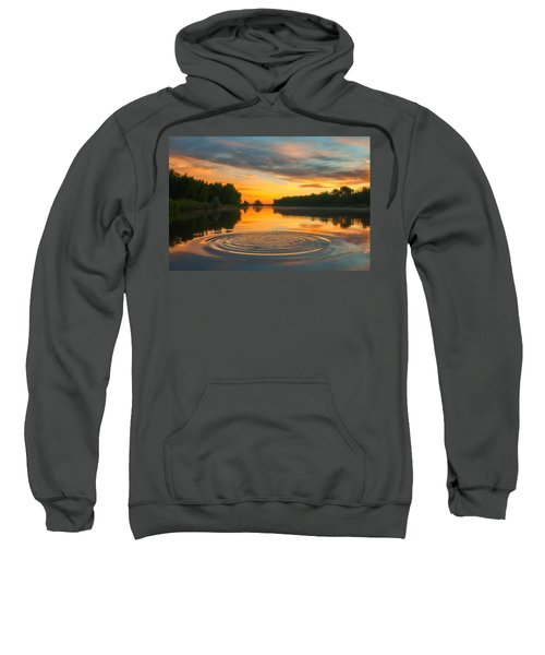 Solstice Ripples Sweatshirt