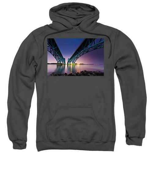 South Grand Island Bridge Sweatshirt
