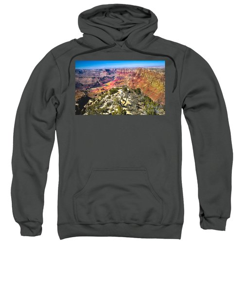 South Rim From The Butte Sweatshirt