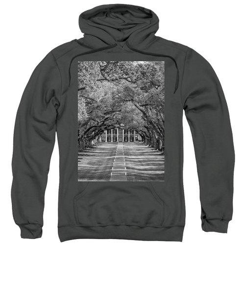 Southern Time Travel Bw Sweatshirt