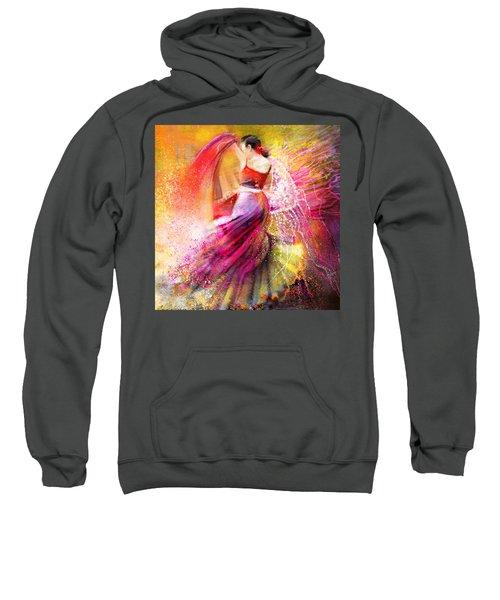Spain - Flamencoscape 12 Sweatshirt