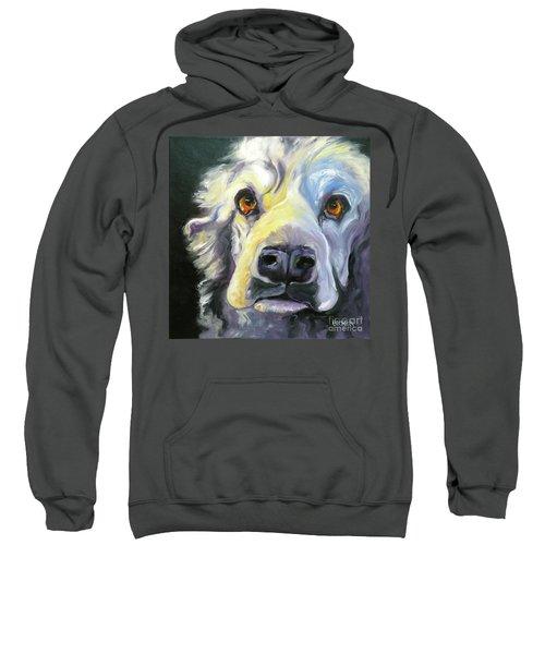 Spaniel In Thought Sweatshirt