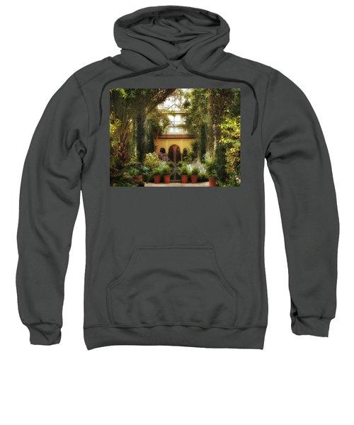 Spanish Courtyard Sweatshirt