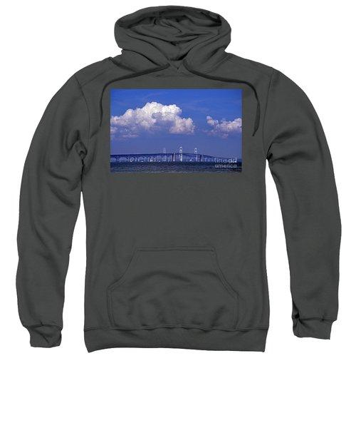 Spanning The Bay Sweatshirt
