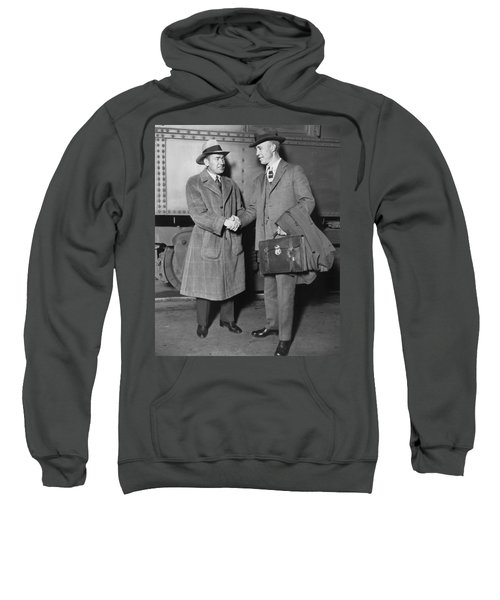 Sportsmen In Chicago Station Sweatshirt