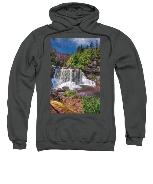 Spring At Blackwater Falls Sweatshirt