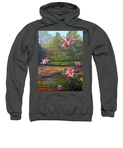 Spring Blooms On The Natchez Trace Sweatshirt