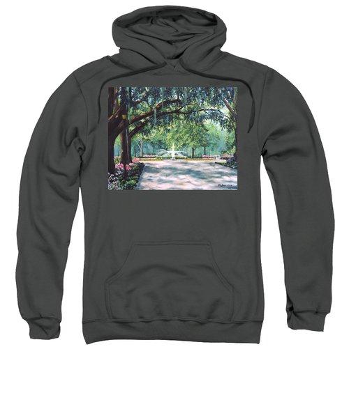 Spring In Forsythe Park Sweatshirt