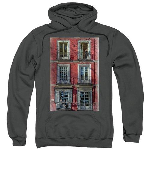 Spring Sunshine In Madrid Sweatshirt