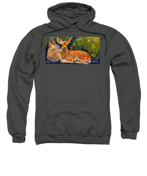 Spring Twins 2 Sweatshirt