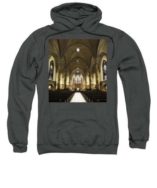 St Mary's Catholic Church Sweatshirt