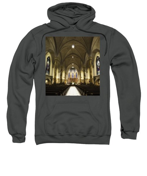 St Mary's Catholic Church Sweatshirt